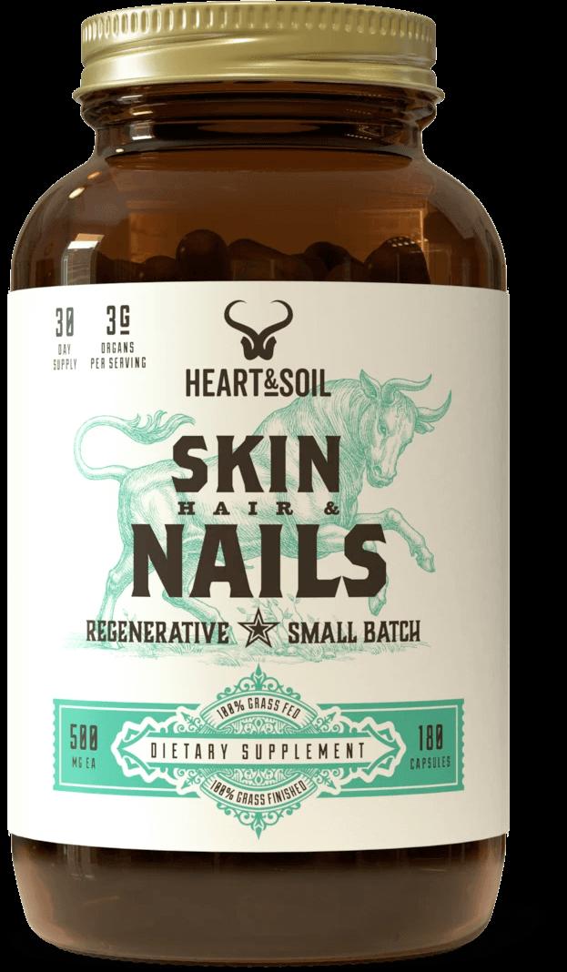 Skin, Hair and Nails